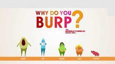 Why do you burp?