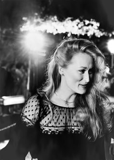 Maryl Streep  . 