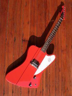 Ember Red Firebird I