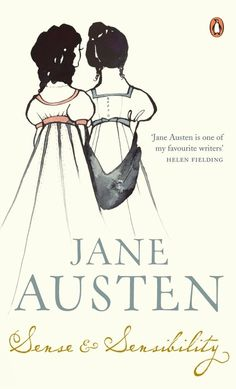 Book Cover (Pocket Penguin Classics) of Sense and Sensibility by Jane Austen #janeausten