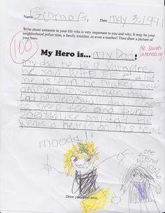 Mooda pfffffttt I love this kid >.< (THIS IS AMAZING, go little kiddo!! :) )