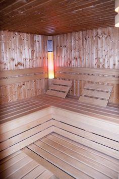 Finse Sauna met ruimte voor 6 personen