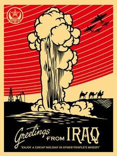 Saludos desde Iraq. Hoy toca publicar la galería virtual que podéis encontrar en el Blog territoriotoxico.wordpress.com