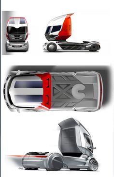 7 Concept Trucks of the Future