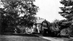 View of Rookwood House, Fredericton