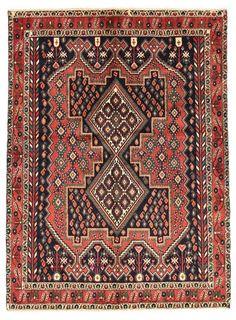 Afshar carpet 132x178