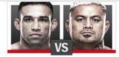 UFC 180 Predictions