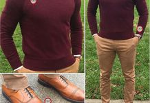 Outfits And Style Tips: Fall Smart Casual From Chris Mehan