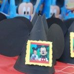 TONS of awesome ideas for a Mickey Mouse Choo Choo Train Birthday Party!