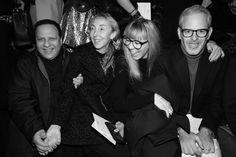 Azzedine Alaïa, Carla Sozzani, Victoire de Castellane, directrice artistique de Dior Joaillerie et Thomas Lenthal au premier rang du défilé Dior http://www.vogue.fr/mode/inspirations/diaporama/fw2014-les-coulisses-de-la-fashion-week-de-paris-automne-hiver-2014-2015-jour-4/17792/image/973615#!azzedine-alaia-carla-sozzani-victoire-de-castellane-directrice-artistique-de-dior-joaillerie-et-thomas-lenthal-au-premier-rang-du-defile-christian-dior-automne-hiver-2014-2015