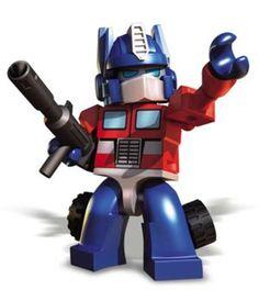 Transformers Optimus Prime KreO