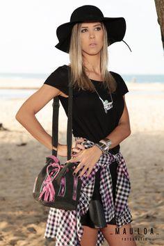Editorial de moda para Bianca Jaccottet Designer de Jóias, realizado no Canto da Lagoa - Itajaí
