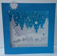 Here is the first of a set of Winter Christmas Scene background papers for scrapbooking or any other craft you wish.  These sheets measure 12x12 inches and are 300 DPI for excellent printing and crisp clear images.    Thanks for looking.