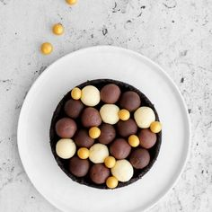 truffes au chocolat Tarte 3