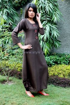 Damak Casual Wear 2014 Dresses For Women 10 for women local brands