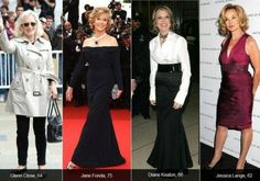 Roupas Ideais para Mulheres de 30, 40, 50, 60 Anos - Tendências, Dicas de Moda