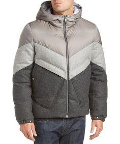 MONCLER Moncler Wool Down Coat'. #moncler #cloth #coats & jackets