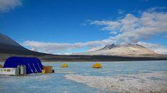 Buscan vida en un lago helado hace más de 500.000 años en la Antártida | El Blincacequias