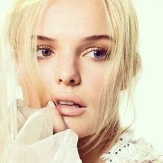 Kate Bosworth. Makeup by Lisa Eldridge.
