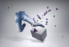 KONKURS - PROJEKT PACKSHOT. ANSWEAR.com – sklep odzieżowy online – markowe kolekcje ubrań #denim #jeans #blue #gstar