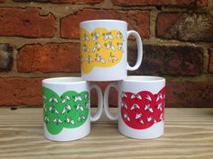 BSL Finger Spelling Mug British Sign Language by BrewMugs on Etsy