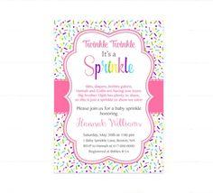 This item is unavailable Baby Girl Sprinkle, Sprinkle Party, Purple Baby, Pink Purple, Blue, Hannah Williams, Baby Sprinkle Invitations, Digital Invitations, Twinkle Twinkle
