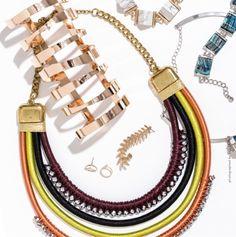 nylonmag via Instagram - Topshop Jewellery