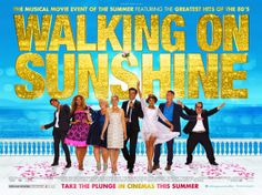 Walking On Sunshine premiere in Leicester Square, London - London Community