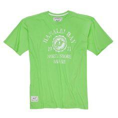 Grünes Big Size Shirt für Männer