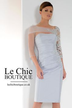 Mother of the Bride or Mother of the Groom dress by Irresistible - Style No. IR1275 - mother-bride.com
