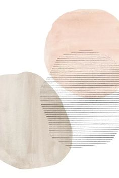 Neutral Wallpaper, Aesthetic Desktop Wallpaper, Pastel Wallpaper, Cute Wallpaper Backgrounds, Aesthetic Backgrounds, Easy Canvas Art, Canvas Art Prints, Neutral Art, Neutral Colors