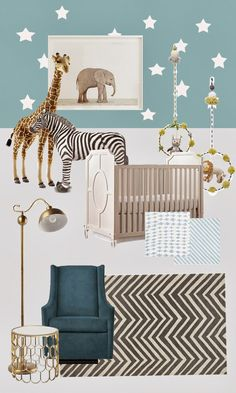 6th Street Design School | Kirsten Krason Interiors - sophisticated but child friendly - great colors for Kate's big girl room