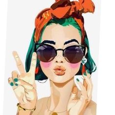 Pop art girl illustration inspiration Ideas for 2019 Art And Illustration, Illustrations, Fashion Illustration Face, Portrait Illustration, Watercolor Illustration, Pop Art Girl, Fashion Sketches, Art Inspo, Fashion Art