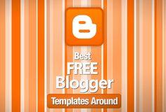 120 Best Free Blogger Templates Around #blogging