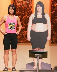 Ali Vincent opens up about gaining back the weight she lost on The Biggest Loser