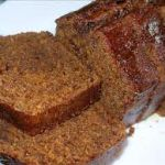 FODMAP Free Gingerbread Loaf - Living FODMAP Free
