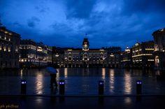 Piazza Unità D'Italia - Trieste (Italy) by Luca Lorenzelli on 500px #500px