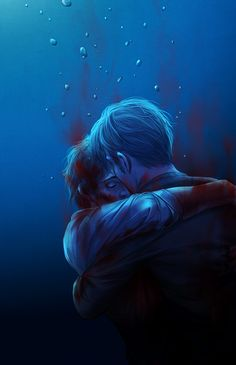 """""""""""It's beautiful."""" """" thanks for everything, hannibal"""