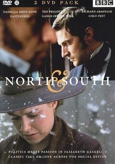 north & south. seen this in entirety at least three times, and rewatched mr. thornton's piercing, brooding gazes hundreds.