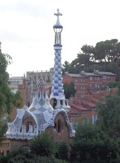 When visiting Barcelona, Park Güell is a must