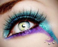 Sea Makeup