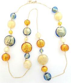 #necklace #jewelry Collana  #orafinrete