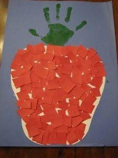 Apple/fall crafts
