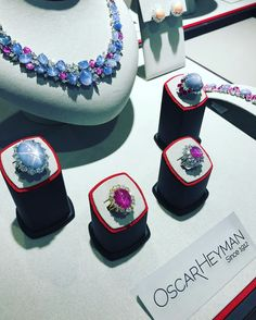 @oscarheyman Star Ruby and Star Sapphires are one of our specialties.