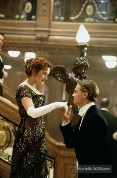Titanic (1997) - what else can I say?! I'm a sucker for tragic romance.