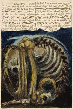 William Blake   The First Book of Urizen   1794   The Morgan Library & Museum