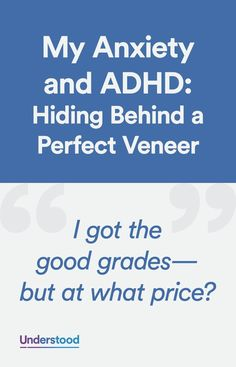 An adult discusses her confusion in being diagnosed with ADHD at age 30, despite having been a straight-A student and a star athlete. Adhd Brain, Adhd Strategies, Adhd Help, Age 30, Confusion, Adhd And Autism, Adhd Odd, Aspergers, Asd