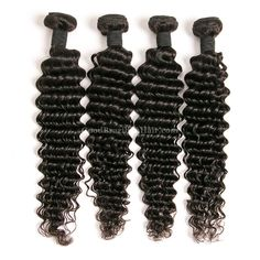 This deep wave #brazilianhair can be bleached and lift to platinum blonde color, long time for #deepwave curls holding and available for multiple installations. #goodbrazilianhair