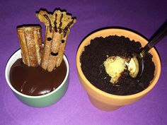DIY Guardians of The Galaxy Groot Churros! #Recipe — The Queen of Swag!