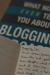 On Writing a Blog Part II – Why you should write a blog www.projecteve.com